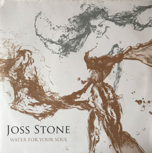 Joss Stone - Water For Your Soul (LP) (G-/VG-)